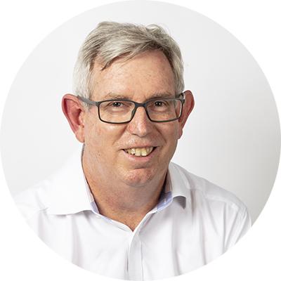 Avivo Board member Bradley Wearn
